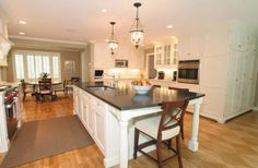 Granite Kitchen Granite And Kitchen Countertops On Pinterest