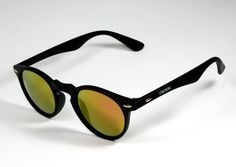Gafas de Sol #STMATHEWS BLACK/ VIOLET-GOLDEN FLASH
