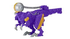 Enter battle with this powerful Dino Zord and help the Power Rangers Dino Super Charge protect the Earth from evil! Each Zord comes equipped with 1 Dino Charger that can be inserted into the Zord to activate special battle features! Collect and combine with any of the other Zord Builder items (43070, 43095, 43100, 43110, each sold separately) to create unique and powerful Megazord combinations. Each sold separately. Collect them all!
