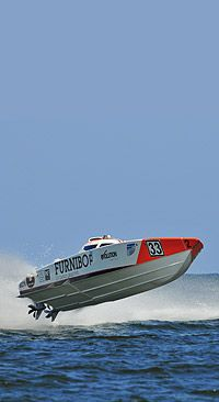 2B1 Powerboat Racing Team Belgium, photo (c) karel overlaet - medianaut.be