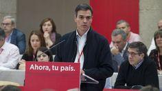 """Pedro Sánchez entierra la moción de censura: """"La ambición que tenemos es ganar al PP en escaños y en votos"""""""