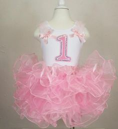 1st Birthday Outfit!! www.facebook.com/southerncharmoh