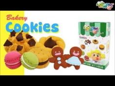 ▶ Brand new DIY Sets - The Bakery Series - Jumping Clay Tutorial - Hot to make Clay Cookies - available to buy @ shop.jumpingclay.co.uk