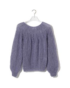 Maiami - Pleated Sweater