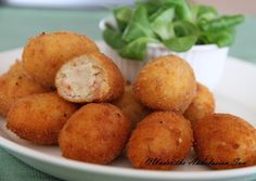 Under the Andalusian Sun: Croquetas de jamón - simply the best!