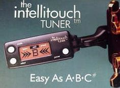 Intellitouch tuner Home Studio Music, Tools, Instruments