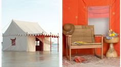 Anthropologie Is Selling a $9,000 Tent for Glamping