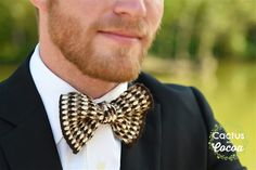 I have  a little boy AND a little girl at home, and although I love making things for my daughter, I am always hard pressed to find patterns for my son. I created this Bonafide Bowtie for him becau…