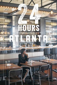24 Hour Guide to Atlanta http://inhonorofdesign.com/2014/09/24-hours-in-atlanta-with-conde-nast-traveler/