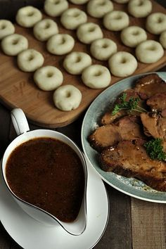 Jak zrobić domowy sos pieczeniowy ? Polish Recipes, Polish Food, Bon Appetit, Great Recipes, Nom Nom, Chicken Recipes, Food Porn, Food And Drink, Tasty