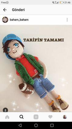 Crochet Dolls, Crochet Baby, Free Crochet, Knit Crochet, Mini Amigurumi, Amigurumi Toys, Old Sweater, Sweaters, Arm Warmers