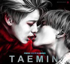 #RAVIOLILEE #Shinee #Taemin #PressYourNumber #TaeminIsBack #TaeminComeback