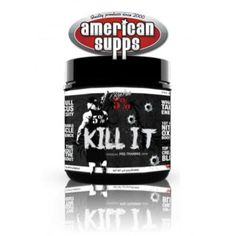 Rich Piana Kill It Booster 288 g Pre Workouthttp://www.american-supps.com/Rich-Piana-5-Nutrition-Kill-It-Pre-Workout