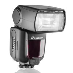 Flashpoint Zoom TTL R2 Flash With Integrated R2 Radio Tra...