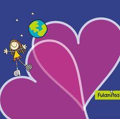 """Fulanitos Brand on Instagram: """"Con tus buenas acciones haces que el mundo siga girando!! 😀. Que tengas un lindo día 💕"""" Illustration, Instagram, Movie Posters, Amor, Good Deeds, Backgrounds, Film Poster, Illustrations, Billboard"""