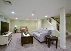 Home renovation not only helps in enhancing the overall appearance of the living place but also adds strength to the property. Astounding Home Renovation Ideas Interior and Exterior Ideas. Basement Remodel Diy, Basement Apartment, Basement Bedrooms, Basement Renovations, Home Renovation, Home Remodeling, Basement Ideas, Basement Decorating, Decorating Ideas