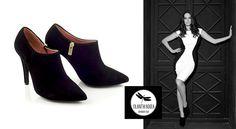 Η Φιλάνθη Μπογέα, μια νέα ελληνίδα σχεδιάστρια επέλεξε για το lookbook τής συλλογής της παπούτσια Χανιωτάκης. Pumps, Heels, Cinderella, Fashion Shoes, Ankle, Luxury, Boots, Women, Heel