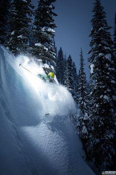 Powder Paradise by Geoff Holman on 500px
