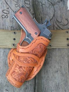 Quality Gun Leather by Will Ghormley 1911 Holster, Pistol Holster, Leather Jewelry, Leather Craft, Handmade Leather, Revolver, Custom Leather Holsters, Leather Working Patterns, Leather Workshop