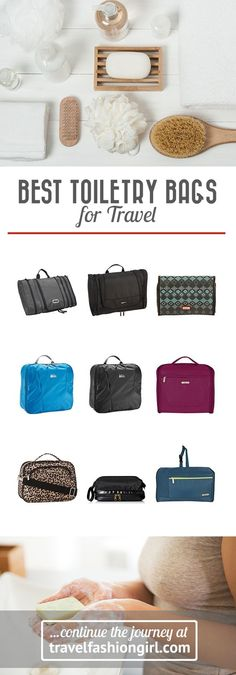 77a87f10a2 The Best Toiletry Bags for Travel 2019  Which Will You Choose