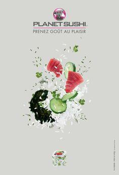 Publicité créative Juin 2012