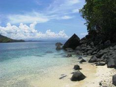 Bua Bua Island, West Halmahera, Indonesia