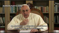 """El Papa participó en la conferencia TED: También yo pude haber sido un """"..."""