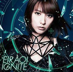 New Bargain Sale☆#japan #anime #otaku #kawaii New Aoi Eir IGNITE Limited Edition Sword Art Online II CD DVD Japan
