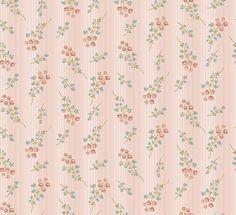 Arbor Hill by Dover Hill Studio for Benartex - Fresh Bouquet - Light Pink