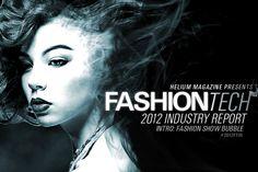 #2012FTIR Introduction: The SF Bay Area Fashion Show Bubble