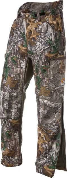 Scent-Lok Recon Thermal Pants for Men | Bass Pro Shops: The Best Hunting, Fishing, Camping & Outdoor Gear