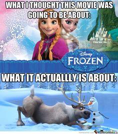 Funny Disney Memes | Disney Frozen by yayayaya - Meme Center