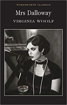 I've long wanted to read something by this groundbreaking author, and I finally did! Hope you'll visit my blog to find out what I thought of it! Virginia Woolf, Monólogo Interior, Wordsworth Classics, Books To Read, My Books, Language And Literature, Classic Books, Historical Fiction, Romance Novels