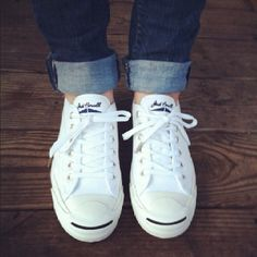 Jack Purcell for Converse (White Sneakers a must have)