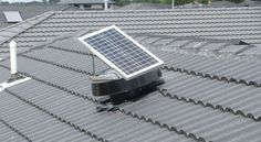 Why Use Solar Roof Fan. Solar roof fan helps you to provide the wind into your home. By using power