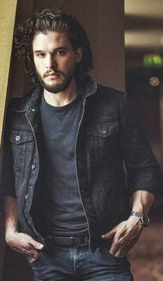 ~Kit Harrington † Best Known As Jon Snow In The Series Game Of Thrones ~† On HBO