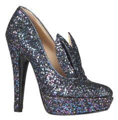 ANGORA DARK GLITTER | MINNA PARIKKA Online Shop - May these shoes lead you to new adventures  Tahdon nämä nyt heti!