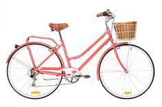 #reid #reidcycles #reidvintagebike #vintagebike #classicbike #newvintagebike #pinkbike #peachbike #loopframebike #bluevintagebike #prettybike #vintagebikebasket #coolbike #beautifulbike #bikelove #womenscycling #bikebabe #ladiesbike