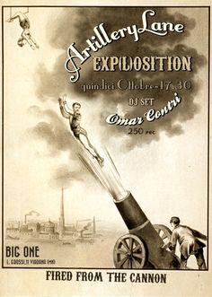 15.10 - artillerylane EXP(L)OSITION @ BigOne Shop w/ Omar Contri