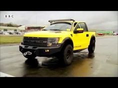 ▶ Stig Vs the Hennessey VelociRaptor - Behind The Scenes - Top Gear - BBC - YouTube