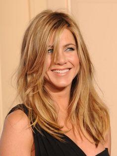 immagini capelli con bronde | Capelli bronde di Jennifer Aniston