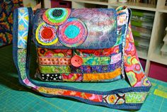 Sandra Kaye: All Finished!!!   Rag Bag