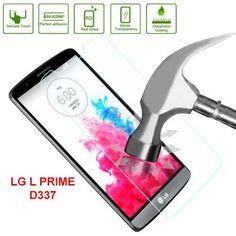 Protector de Pantalla Vidrio CRISTAL TEMPLADO Para LG L Prime D337 - http://complementoideal.com/producto/protector-de-pantalla-vidrio-cristal-templado-para-lg-l-prime-d337/  -   Características Protector Pantalla de Cristal Templado Para LG L Prime D337de 0,26mm de grosor. Con este resistente cristal protegerás tu pantalla de todo tipo de golpes y ralladuras. Absorbe los golpes protegiendo tu pantalla de caídas. Fácil instalación y lo puedes quitar en cualquier momen.