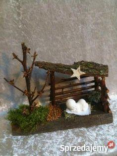 Szopki i stroiki bożonarodzeniowe rękodzieło sprzedam