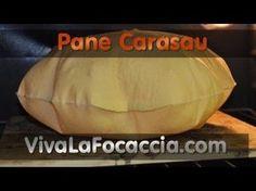 Video Ricetta Pane Carasau (Carta Musica) - VivaLaFocaccia - Le Ricette Semplici per il Pane in Casa