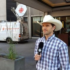 """Welcome to this fan page for the fascinating man we all know and love. He is best known for portraying """"Ty Borden"""" on the Canadian show, """"Heartland"""", but Graham has. Heartland Actors, Heartland Quotes, Amy And Ty Heartland, Heartland Cbc, Heartland Seasons, Graham Wardle Wife, Ty Y Amy, Calgary Stampede Parade, Tyler James"""