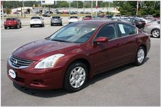 2012 NISSAN ALTIMA for sale at Gabe Rowe Nissan