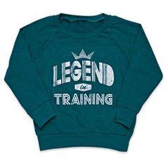 Sweet Luka Mo Evergreen Legend in Training Raglan