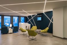 Try these 3 modern office lighting design ideas in your work space to enhance employee productivity, creativity, and morale. Cove Lighting, Linear Lighting, Strip Lighting, Modern Lighting, Lighting Design, Lighting Ideas, Wall Lighting, Outdoor Lighting, Bathroom Lighting