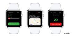 Mobile security company Lookout launched a new Apple Watch app Tuesday that aims to keep you from losing your phone. Apple Watch Apps, New Apple Watch, Apple Watch Series 2, Cell Phone Contract, Cell Phone Service, Free Cell Phone, Best Cell Phone, Buy Phones, Mobile Security
